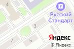 Схема проезда до компании COLOR print в Петрозаводске