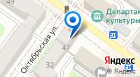 Компания Русские окна на карте