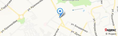 БрянскПиво на карте Брянска