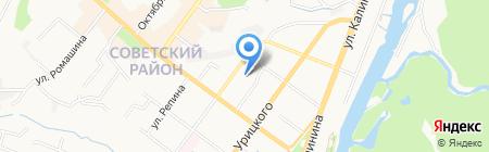 Промтехэнергосервис на карте Брянска