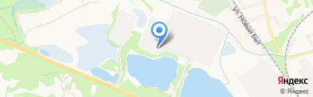 Брянскспиртпром на карте Брянска
