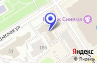 Схема проезда до компании ТОПЛИВНАЯ КОМПАНИЯ ФОРТЕК в Петрозаводске