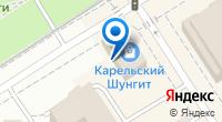 Компания Ритуал-сервис на карте