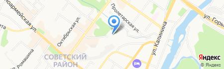 КУДО и Рукопашный бой на карте Брянска