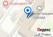 Брянский городской Совет народных депутатов на карте