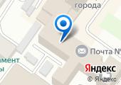 Управление региональной безопасности г. Брянска на карте