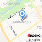 Травмпункт на карте Петрозаводска