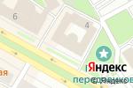 Схема проезда до компании Корпорация развития Республики Карелия в Петрозаводске