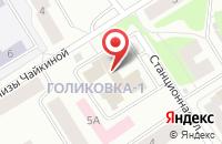 Схема проезда до компании Рекламная Группа «Квадрат» в Петрозаводске
