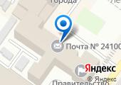 Департамент финансов на карте