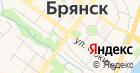 Управление МВД России по Брянской области на карте
