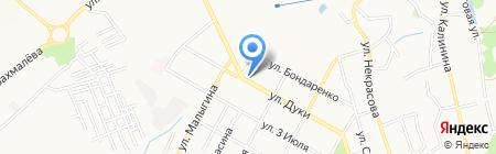 Дизайн студия Елены Шеболаевой на карте Брянска