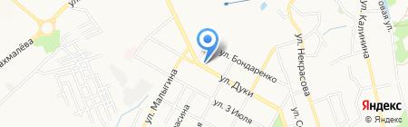 Discovery на карте Брянска
