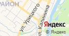 Брянский гарнизонный военный госпиталь на карте