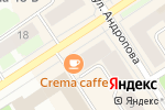 Схема проезда до компании Колос в Петрозаводске