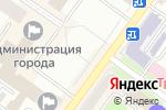 Схема проезда до компании Фаворит в Толмачево