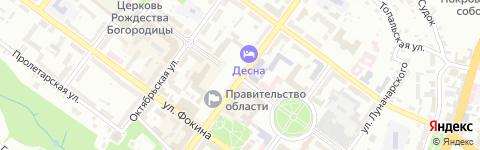 г. Брянск, ул. Горького, д. 16а