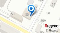 Компания Стекольная мастерская на карте