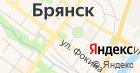 Брянская областная научная универсальная библиотека им. Ф.И. Тютчева на карте