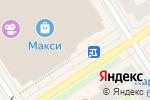 Схема проезда до компании Банкомат, АКБ Связь-банк, ПАО в Петрозаводске