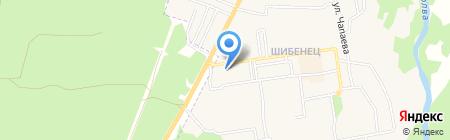 Продуктовый магазин на карте Фокино