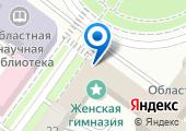 Отдел надзорной деятельности по г. Брянску на карте