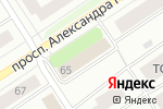 Схема проезда до компании Makeup studio в Петрозаводске