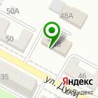 Местоположение компании Брянскоблтехинвентаризация, ГУП