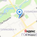 Магазин радио- и электротоваров на карте Петрозаводска