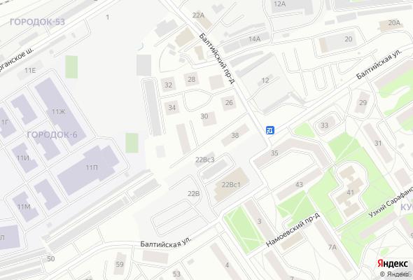 жилой комплекс Черника
