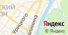 Муниципальное унитарное специализированное предприятие по вопросам похоронного дела г. Брянска на карте