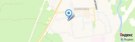 Средняя общеобразовательная школа №3 на карте Фокино
