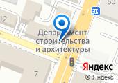 Департамент строительства и архитектуры Брянской области на карте