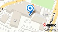 Компания Deus на карте