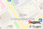 Схема проезда до компании ЛИЛИ в Петрозаводске