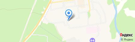 Тонус на карте Фокино