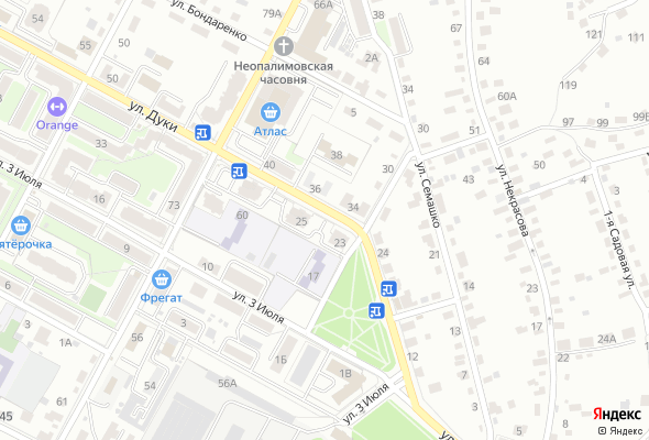 жилой комплекс Дуэт (ул. Дуки)