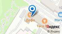 Компания Аверс СТ на карте