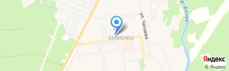 Примирение на карте Фокино