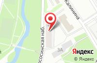 Схема проезда до компании Фотоинформ в Петрозаводске