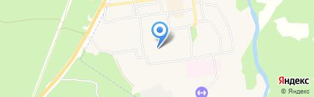 Продуктовый магазин на ул. Карла Маркса на карте Фокино