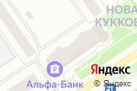 Схема проезда до компании Горизонт в Петрозаводске