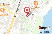 Схема проезда до компании Брянский Край Против Наркотиков в Брянске