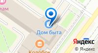 Компания Мега-Сервис на карте