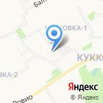 Мастер-Ремонт на карте Петрозаводска