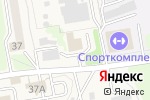 Схема проезда до компании Пожарная часть №35 по Брянской области в Фокино