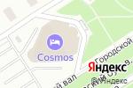 Схема проезда до компании Онего Палас в Петрозаводске