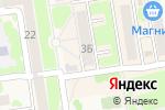 Схема проезда до компании Пешеход, магазин обуви в Фокино