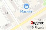 Схема проезда до компании Жаклин в Петрозаводске