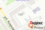 Схема проезда до компании Благотворительный фонд имени Арины Тубис в Петрозаводске